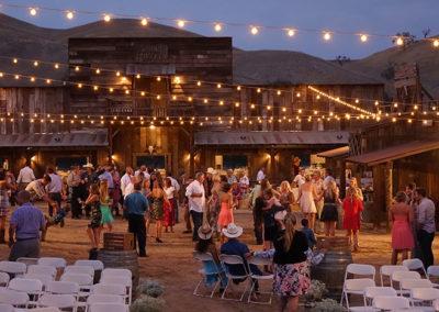 Best Shot Video of Wedding at Fox Creek Ranch, Paicines, California
