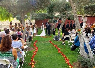 Best Shot Video Wedding at Windhaven Ranch, San Juan Bautista, California