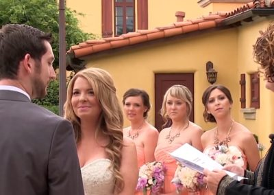 Wedding at CaliPaso Vineyard, Paso Robles, California