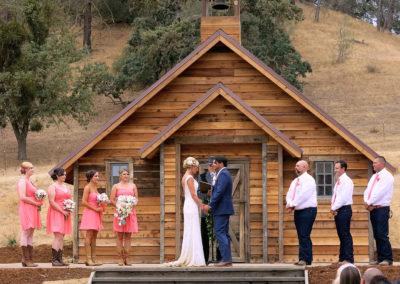 Wedding at Fox Creek Ranch, (Paicines) Hollister, California