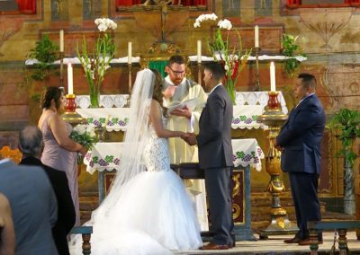 Wedding at Old Mission San Juan Bautista, San Juan Bautista, California